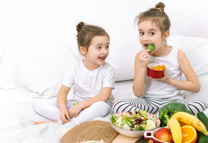 Okul Öncesi Beslenme Yöntemi
